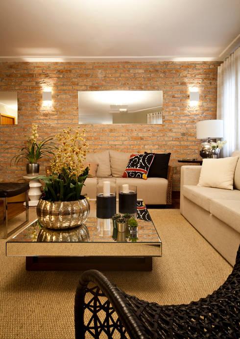 Sala de Estar :   por Lembi Arquitetura