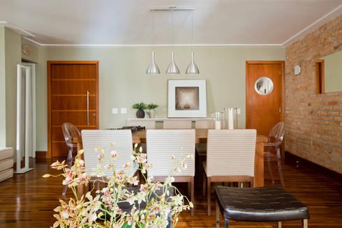 Sala de Jantar :   por Lembi Arquitetura