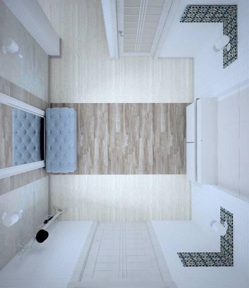 Ingresso & Corridoio in stile  di DS Fresco