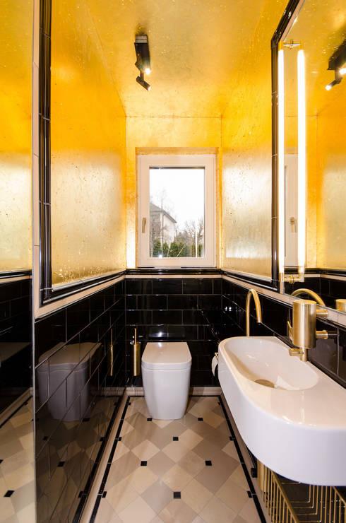 eclectic Bathroom by vivante