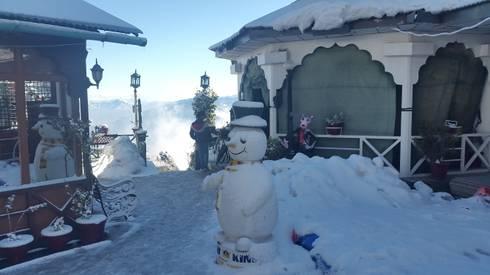 Hotel Shimla:   by Snow King Retreat