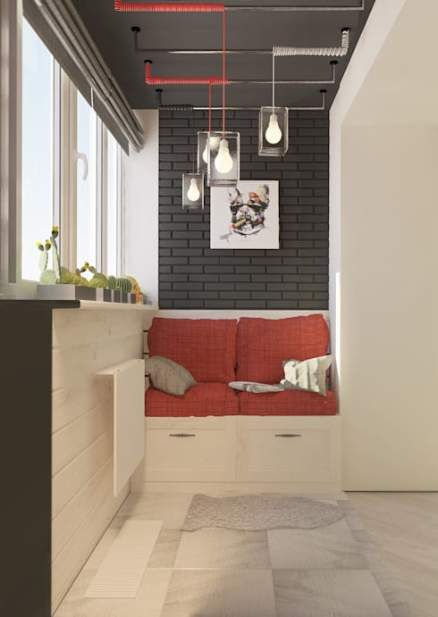 Terrace by Katerina Butenko