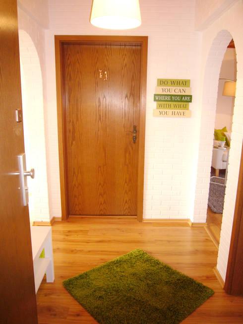 Home Staging - Leere Eigentumswohnung in Herten:   von raum² - wir machen wohnen