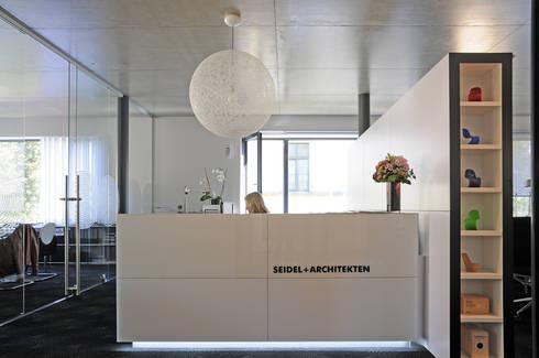 Wohn und b rogeb ude dr w k lz stra e 13 in pirna von - Seidel architekten ...