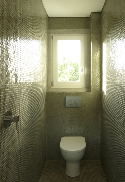 Bathroom by Atelier da Calçada