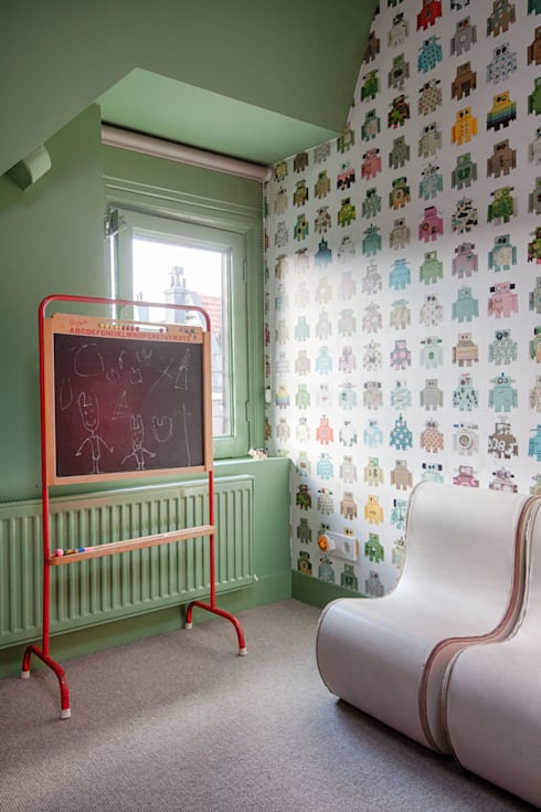 Kinderkamer door homify
