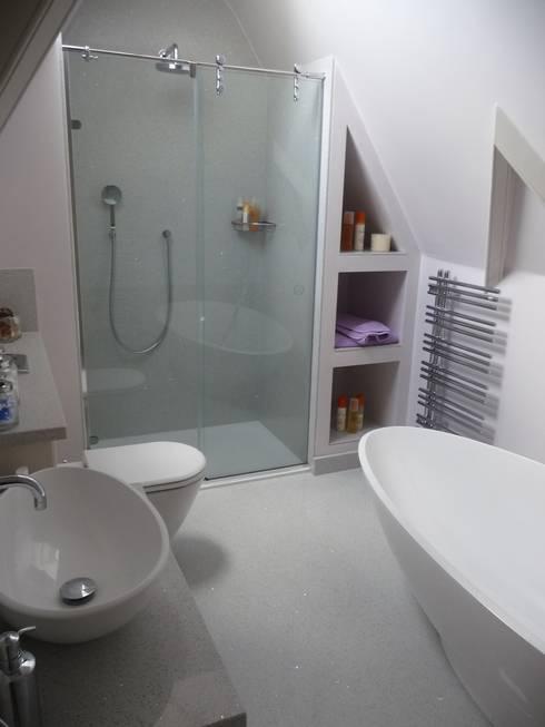 modern Bathroom by Marbles Ltd