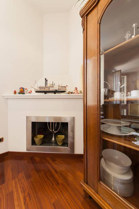 غرفة السفرة تنفيذ Edi Solari