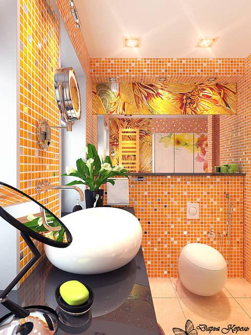 Casas de banho  por Your royal design