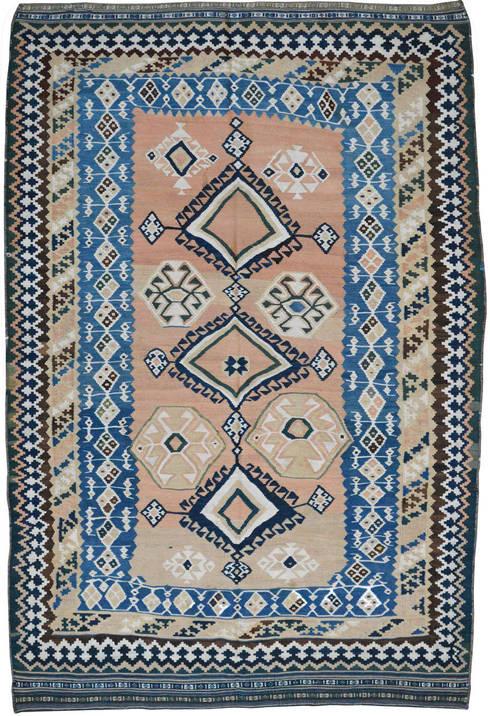 Kelims in mittlerer Größe:  Esszimmer von Kiran Kelim & Teppich Kunst