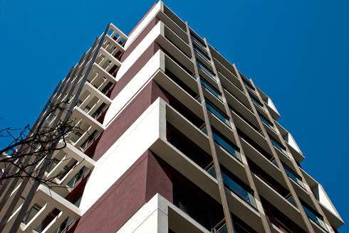 Let's Perdizes | edifício: Casas modernas por ARQdonini Arquitetos Associados