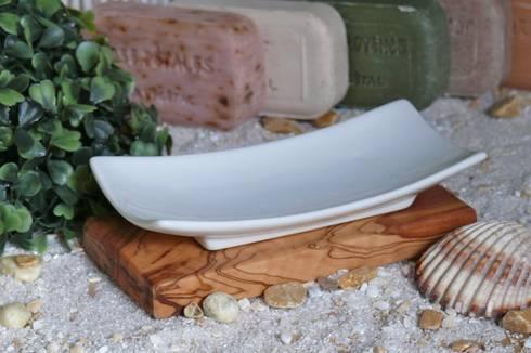 olivenholz in bad und im bereich wellness di olivenholz erleben homify. Black Bedroom Furniture Sets. Home Design Ideas