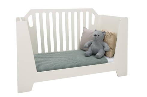 ledikant STERK: moderne Kinderkamer door ukkepuk meubels