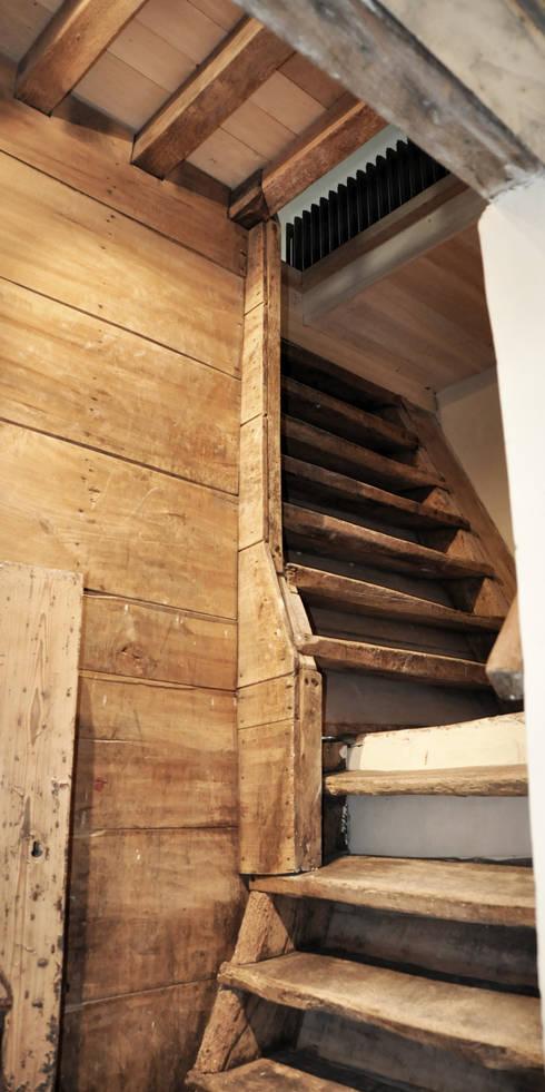 HOF TE BAEYGHEM – BAAIGEM:   door Callebaut Architecten