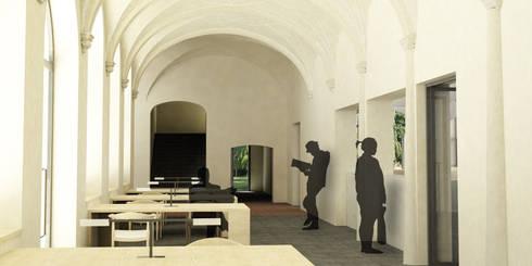 PREDIKHERENKLOOSTER MECHELEN:   door Callebaut Architecten