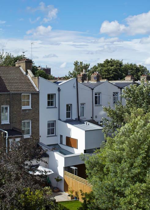 Islington house di neil dusheiko architects homify - Idee huis uitbreiding ...