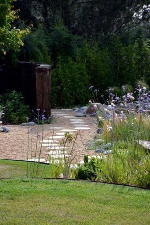Jardin del estanque de la paisajista jardines con alma for La paisajista