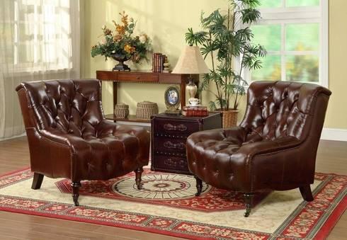 xx: classic Living room by Locus Habitat