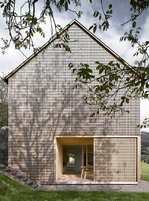 Дома в . Автор – Innauer-Matt Architekten ZT GmbH