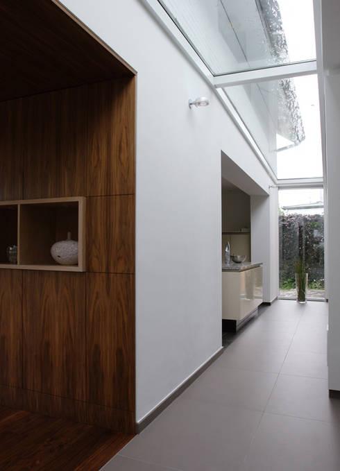 overgang :   door 3d Visie architecten
