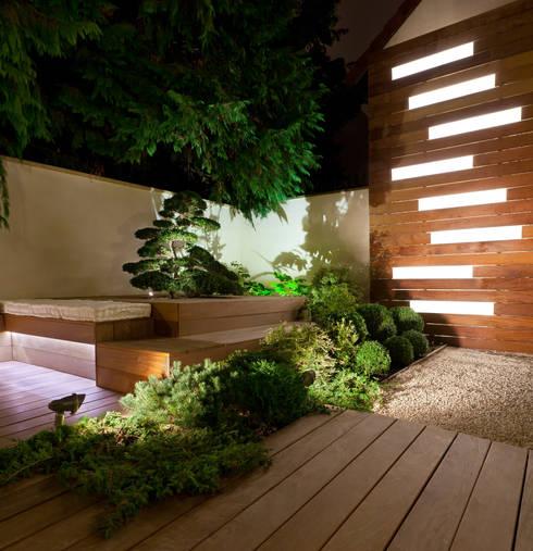 moderne Tuin door AD Concept Gardens