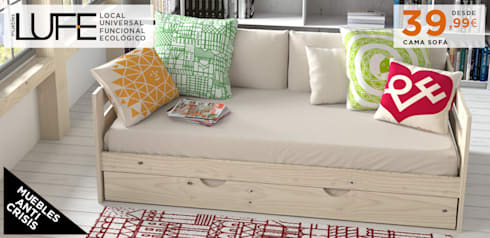 Muebles de madera maciza y fabricaci n local muy - Fabricar cama nido ...