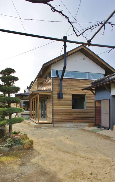 房子 by 一級建築士事務所オブデザイン