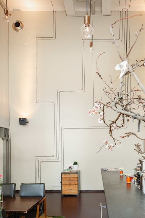 Ka-Lai Chan Design:  Hotels door Ka-Lai Chan Design