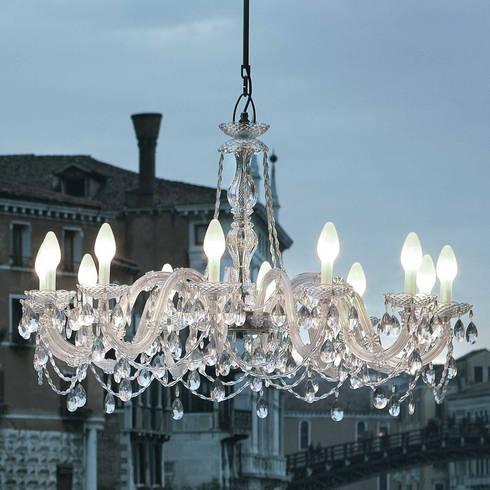 drylight der kronleuchter f r die terrasse by lights4life gmbh co kg homify. Black Bedroom Furniture Sets. Home Design Ideas