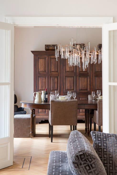 Столовые комнаты в . Автор – choc studio interieur
