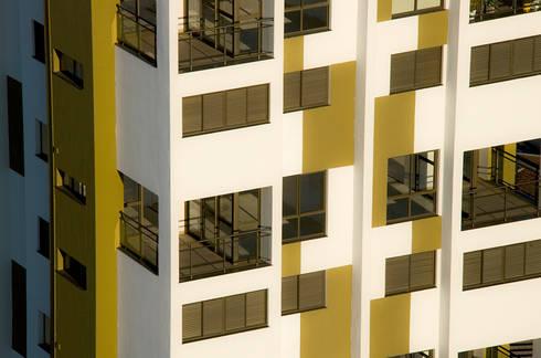 Jabuticabeiras Building: Janelas   por ARQdonini Arquitetos Associados