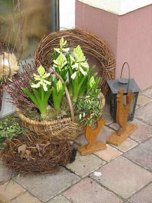 декор: Сад  в . Автор – Абрикос