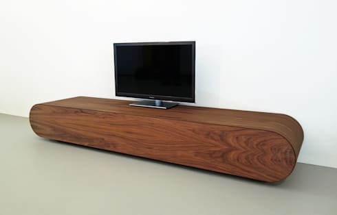 Tv meubel pure door rknl homify