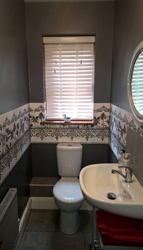 Bathroom by Grey Soft Furnishings