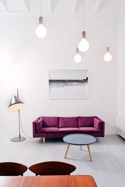 Mieszkanie na Pogodnie: styl , w kategorii  zaprojektowany przez Loft Kolasiński