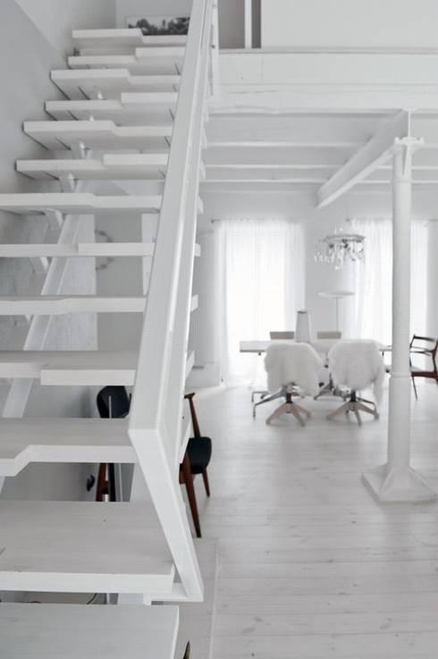 Adaptacja kuźni: styl , w kategorii  zaprojektowany przez Loft Kolasiński