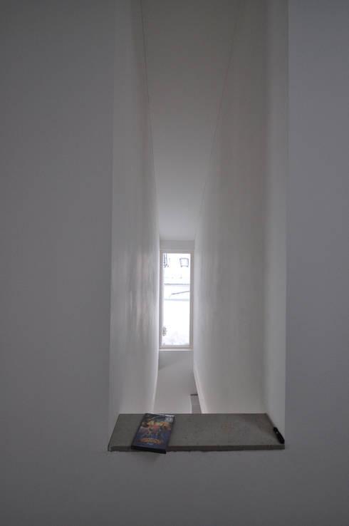 Form follows Bebauungsplan:  Fenster von Pakula & Fischer Architekten GmnH