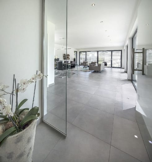 Perfekt Casas Modernas Por BAUMEISTER HAUS Kooperation E. V.
