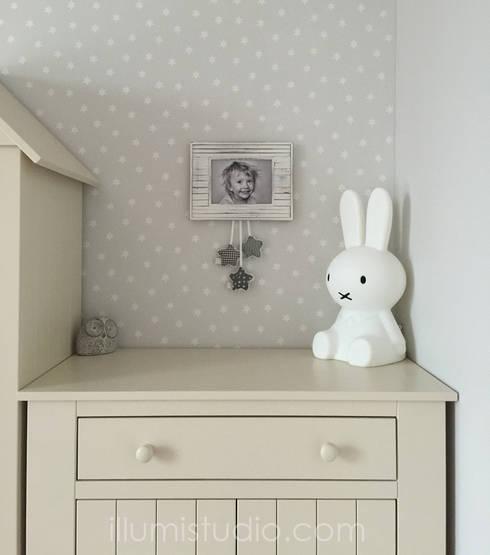 POKÓJ DZIECIĘCY: styl , w kategorii Pokój dziecięcy zaprojektowany przez ILLUMISTUDIO