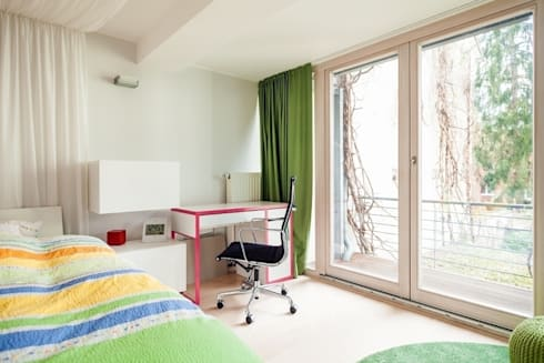 Kinderzimmer design  Alexandra Flohs interior design: Kinderzimmer (Mädchen)   homify