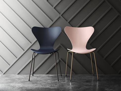 Series 7 Anniversary Edition - Arne Jacobsen: Hogar de estilo  de DomésticoShop