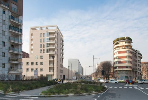 Complesso polifunzionale nell 39 area dell 39 ex stazione - Hotel milano porta vittoria ...