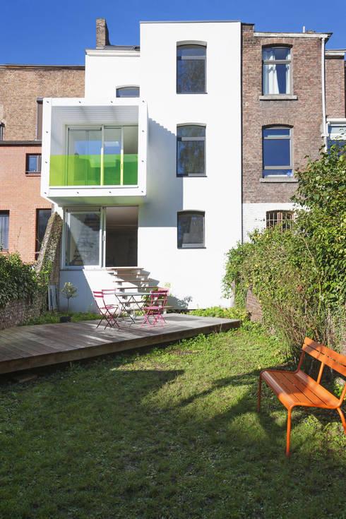 Houses by sebastien.mouffe