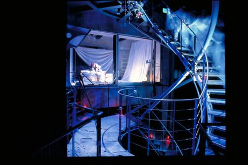 雪の女王: 株式会社 伊坂デザイン工房が手掛けたイベント会場です。