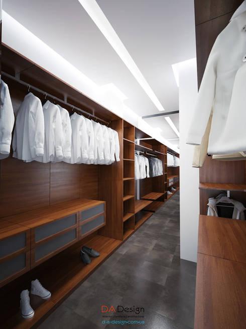 Closets  por DA-Design