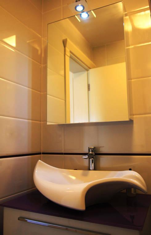 NM Mimarlık Danışmanlık İnşaat Turizm San. ve Dış Tic. Ltd. Şti. – ŞEVKET KÜÇÜKASLAN EVİ: klasik tarz tarz Banyo