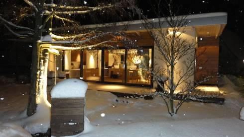 b ro pavillion by pfriem innenarchitektur homify. Black Bedroom Furniture Sets. Home Design Ideas