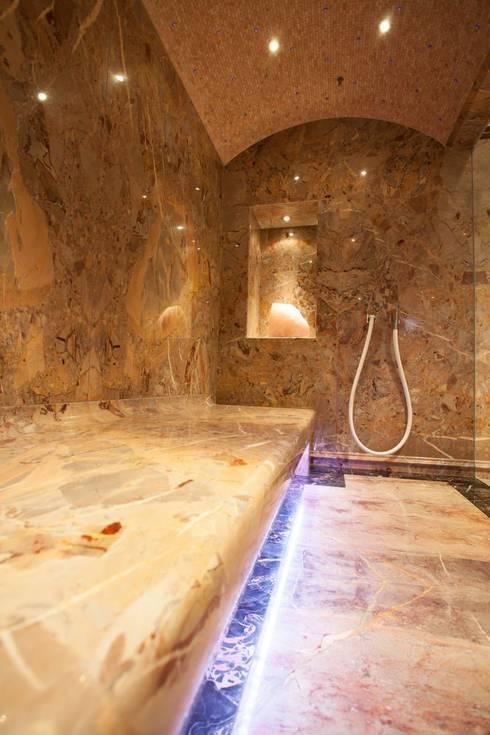 Traumhaftes Luxusbad Aus Edlem Marmor Von Schubert Stone Gmbh Homify