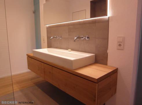 stadtwohnung am rheinufer von becker interiors homify. Black Bedroom Furniture Sets. Home Design Ideas