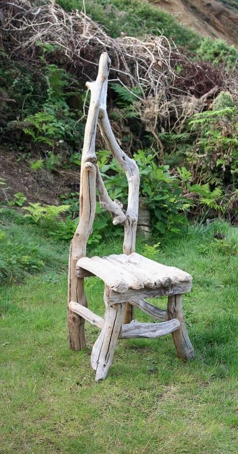 Charmant Driftwood Chair: Garden By Juliau0027s Driftwood
